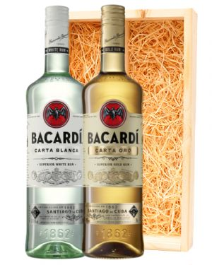 Bacardi Carta Blanca & Carta Oro
