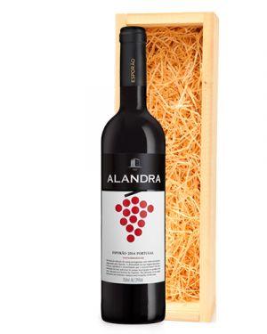 Alandra Tinto rode wijn