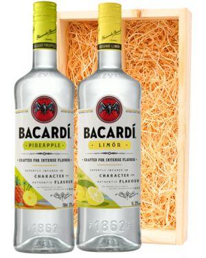 Bacardi Limon & Pineapple