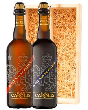 Gouden Carolus Cuvee van de Keizer Blauw & Rood