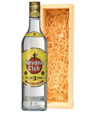 Havana Club 3 Years Old Blanco