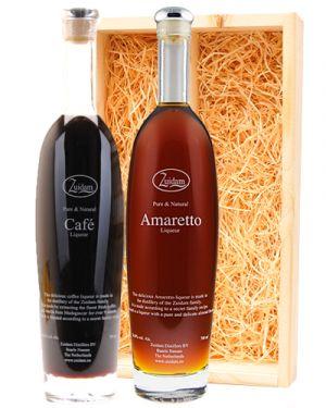 Zuidam Amaretto & Zuidam Coffee