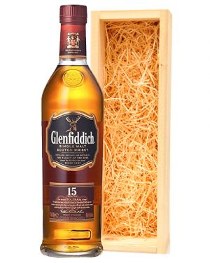 Glenfiddich 15 Years Old Single Malt