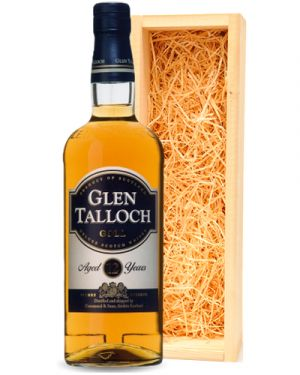 Glen Talloch Gold 12 Years Old Scotch whisky