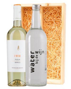I Muri Bianco & Water bij de Wijn