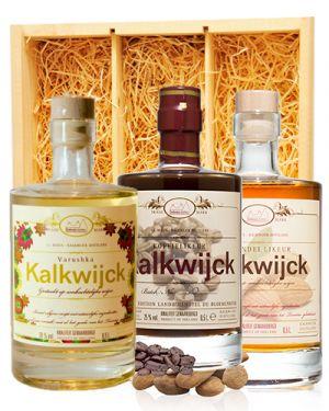 Kalkwijck Trio Varushka, Amandel & Koffie
