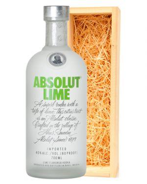 Absolut Vodka Lime