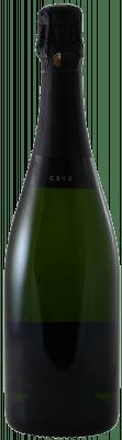 Fles Cava (Bubbels) zonder etiket