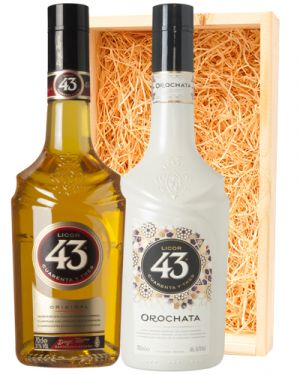 LICOR 43 & Licor 43 Orochata