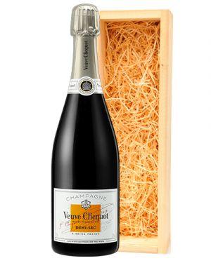 Veuve Clicquot Champagne Demi-Sec