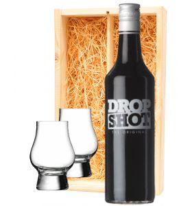 Dropshot + 2 shotglazen