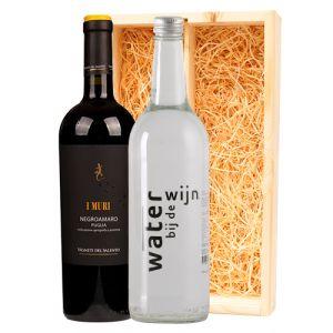 I Muri Rosso & Water bij de Wijn