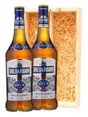 Dujardin Vieux Blauw 2 Flessen