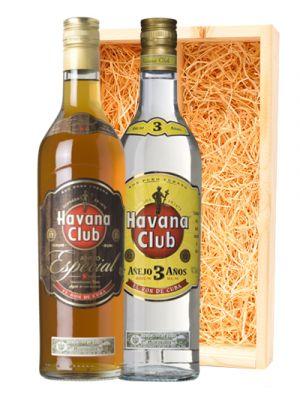 Havana Club Anejo Blanco & Especial