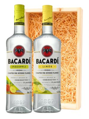 Bacardi Limon & Pineapple
