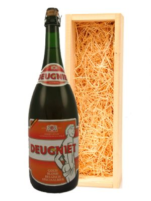 Deugniet Belgisch Goudblond