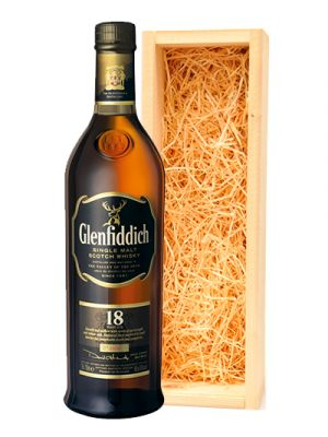 Glenfiddich 18 Years Old Single Malt