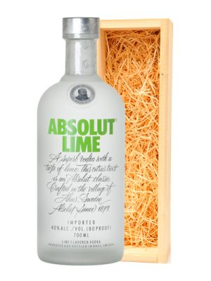 Absolut Vodka Lime