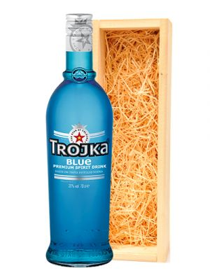 Trojka Vodka Blue