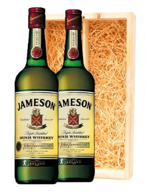 Jameson Irish Whiskey - 2 flessen