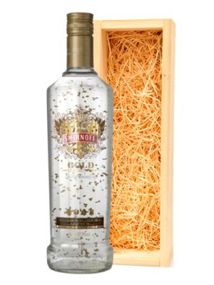 Smirnoff Vodka Gold