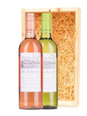 Oude Kaap Klassiek wit & rosé