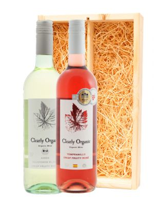 Clearly Organic wit & rosé (BIO)