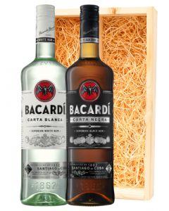 Bacardi Carta Blanca & Carta Negra