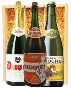 Belgisch Trio La Chouffe, Deugniet & Duvel