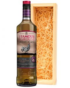 Famous Grouse Smoky Black whisky