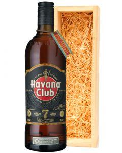 Havana Club 7 Years Old Black