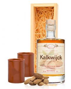 Kalkwijck Amandel + 2 glaasjes