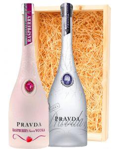 Pravda Vodka Raspberry & Pravda Vodka