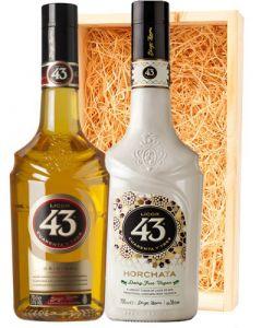 LICOR 43 & Licor 43 Horchata