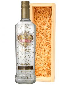 Smirnoff Vodka Gold