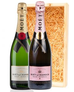 Moët & Chandon Champagne Brut & Rosé